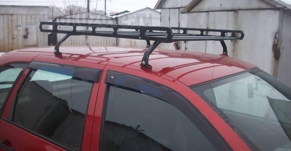 Багажник на крышу Лада Калина