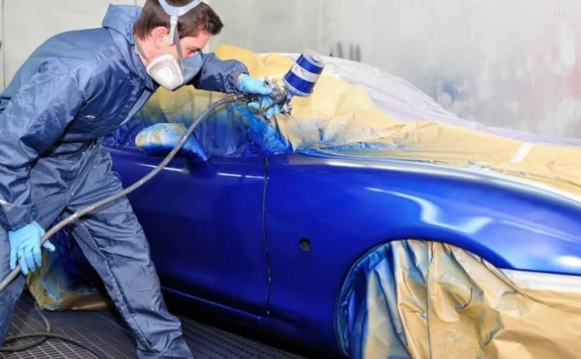 Как убрать подтеки краски и лака после покраски авто