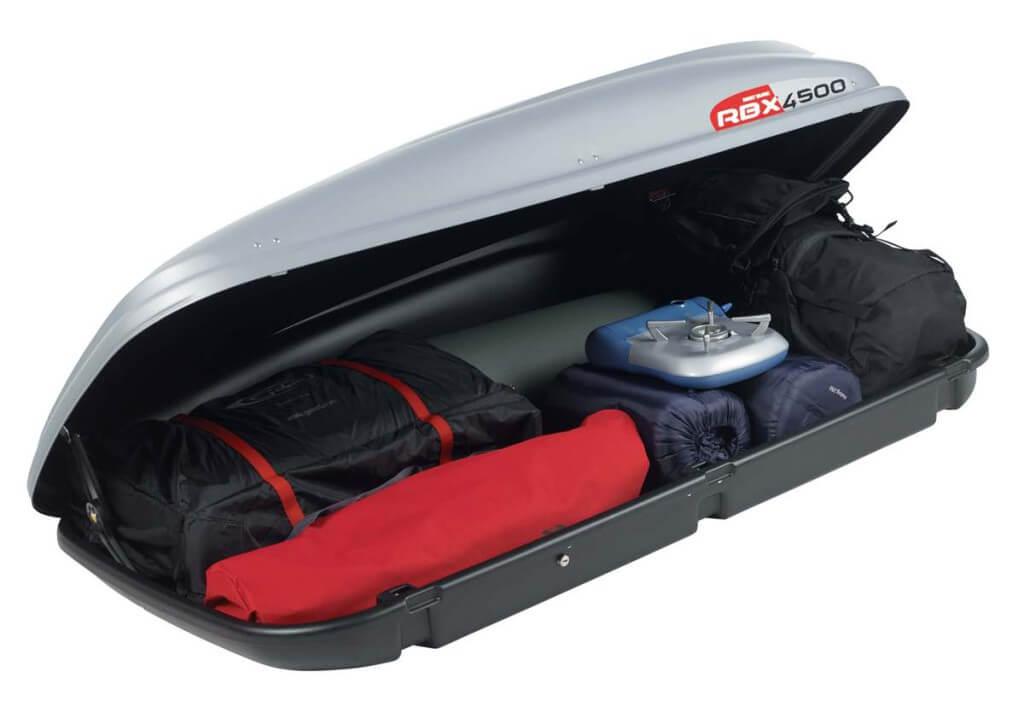 Преимущества багажника на крышу Тойота Камри