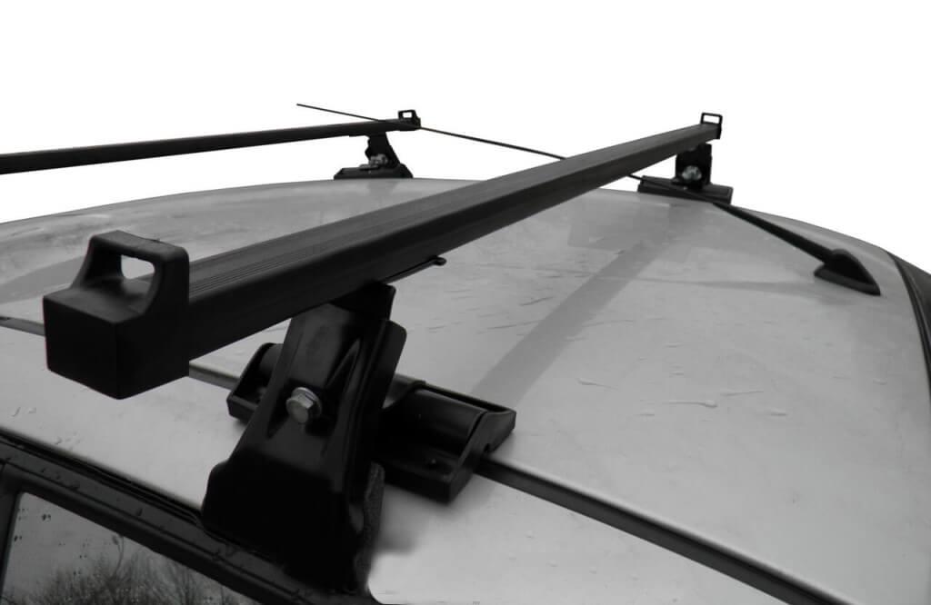 Багажник на гладкую крышу Chevrolet Lacetti