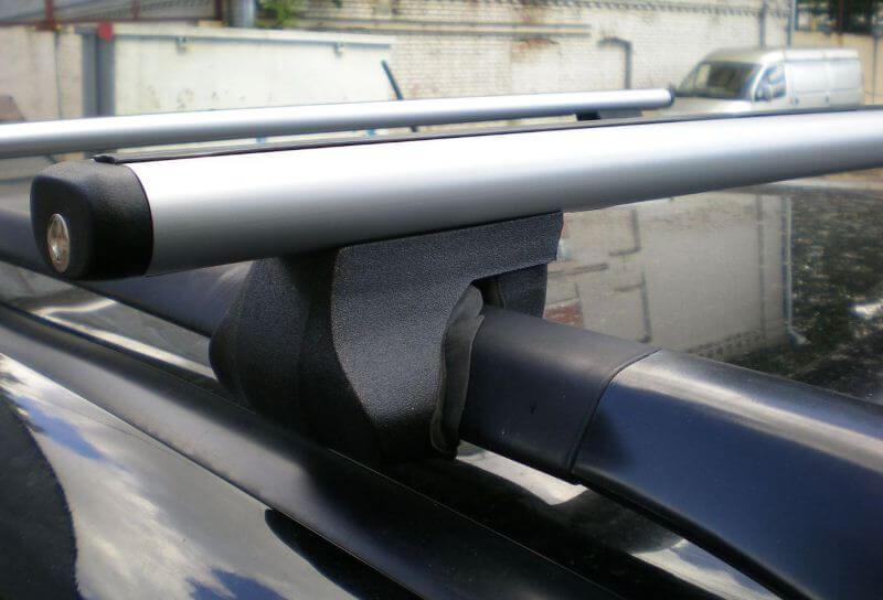 Поперечные балки на рейлинги Ford Focus 3
