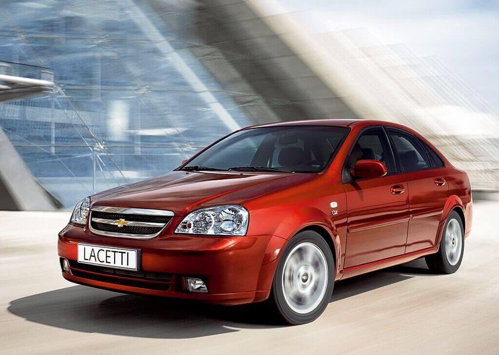 Chevrolet Lacetti (седан)