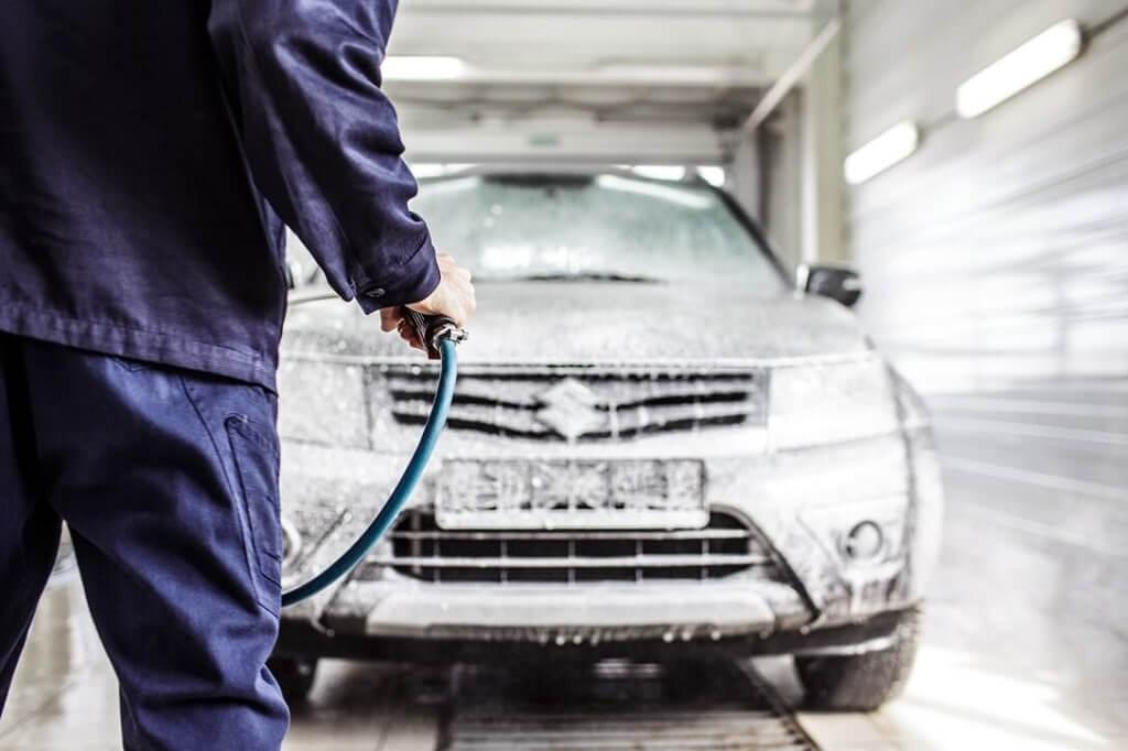 Как часто следует мыть автомобиль