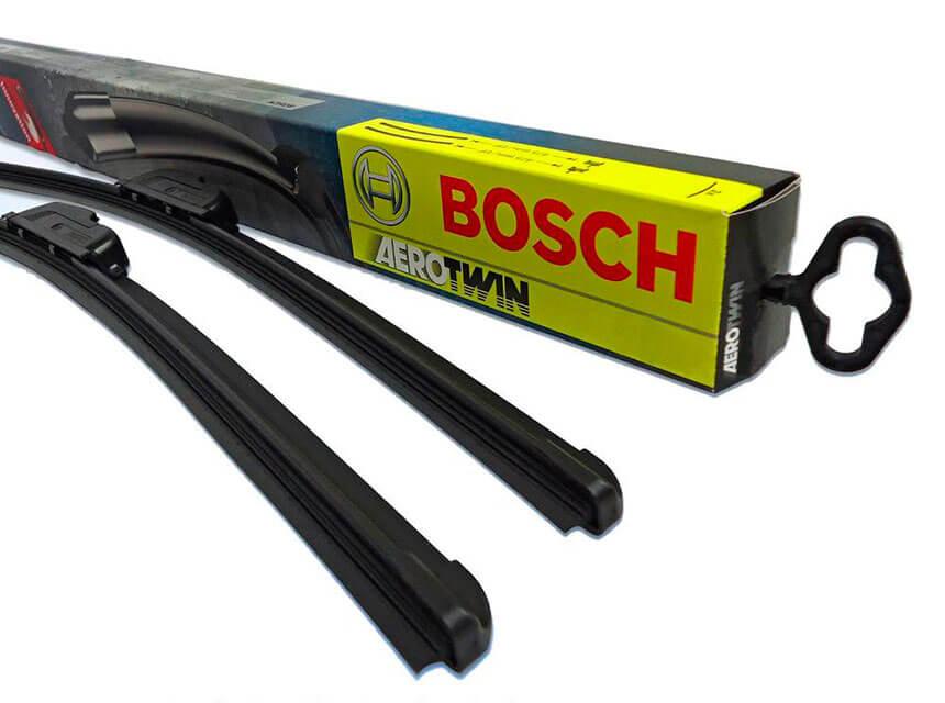 Бескаркасные дворники Bosch Aerotwin