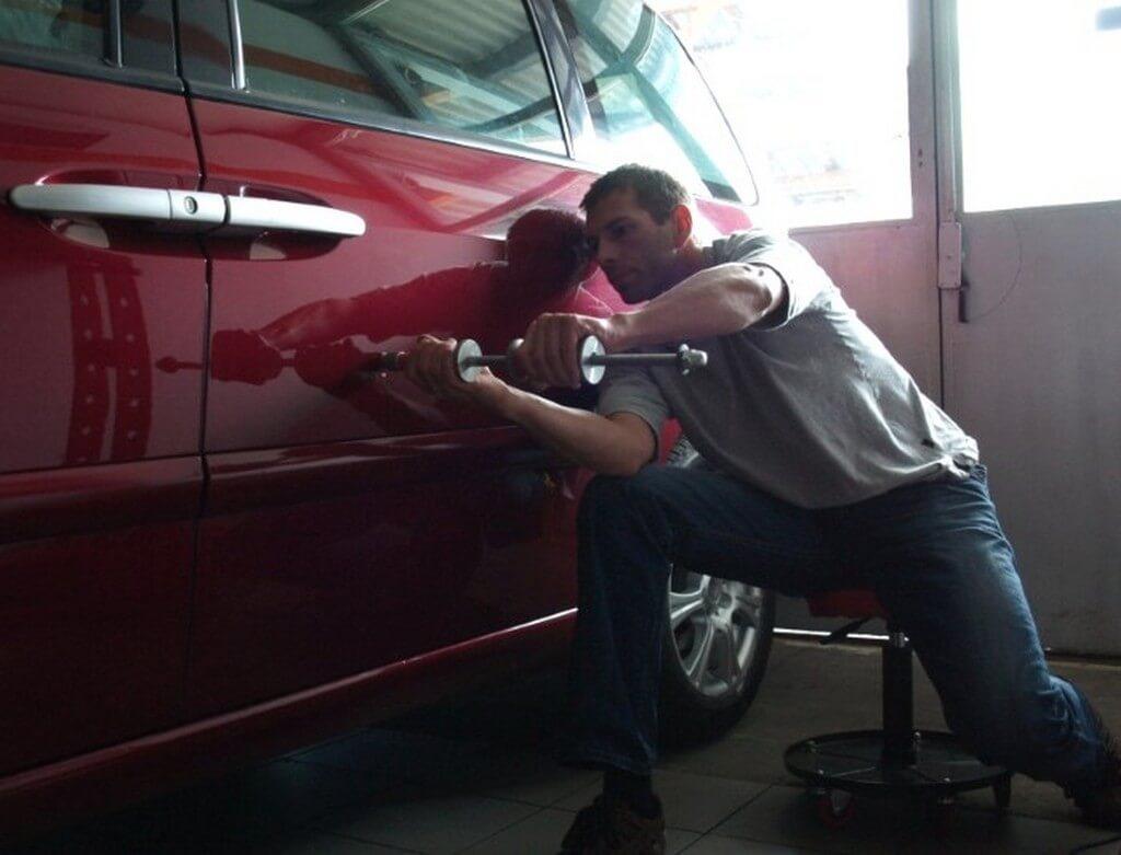 Рихтовка автомобилей своими руками фото 146