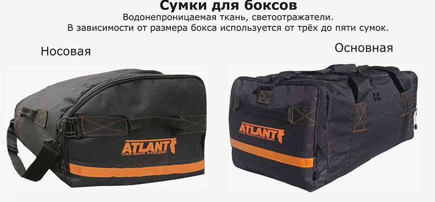 Сумка для бокса Magic Bag помогут в перевозке вещей.