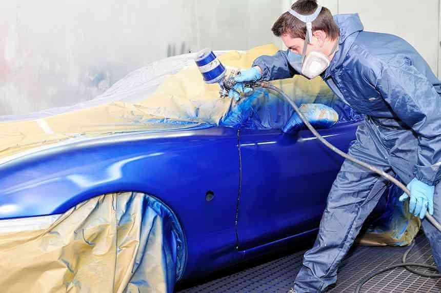 Качественная подготовка и покраска автомобиля своими руками
