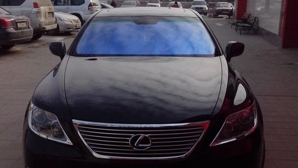 Автомобиль с пленкой Mystique Clima Comfort