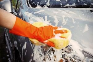 Способы очистки авто