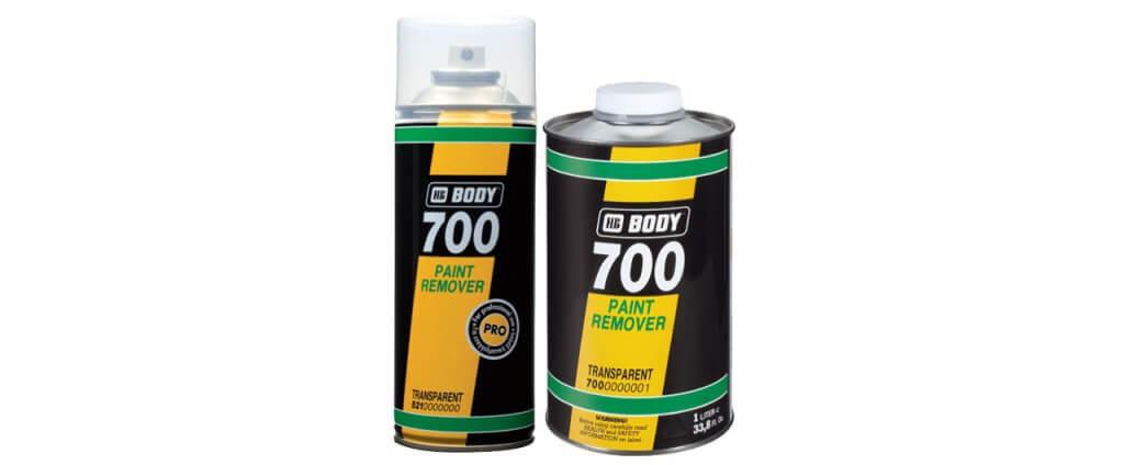 Смывки для красок HB Body Paint Remover