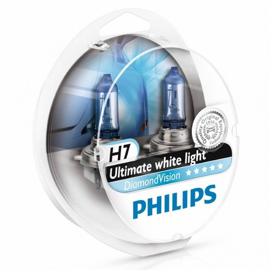 Лампа Philips Diamond Vision
