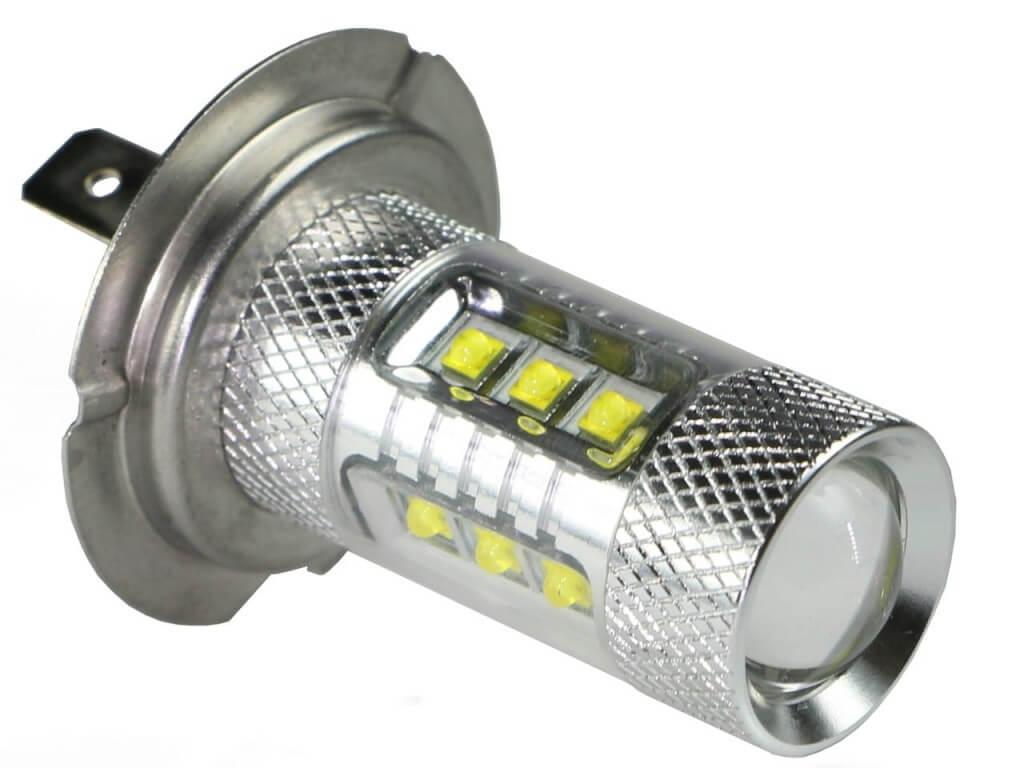 Автомобильная светодиодная лампа STARLED 6G H7 CREE