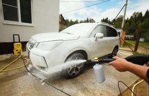 Тестирование автошампуней для автомобиля