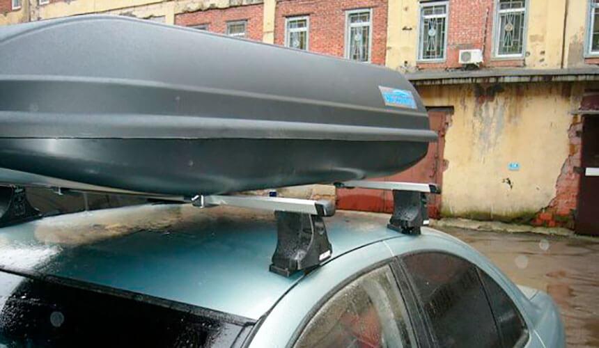 Багажники на крышу для Honda Civic 4D