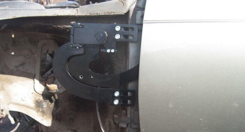 Ламбо двери на авто