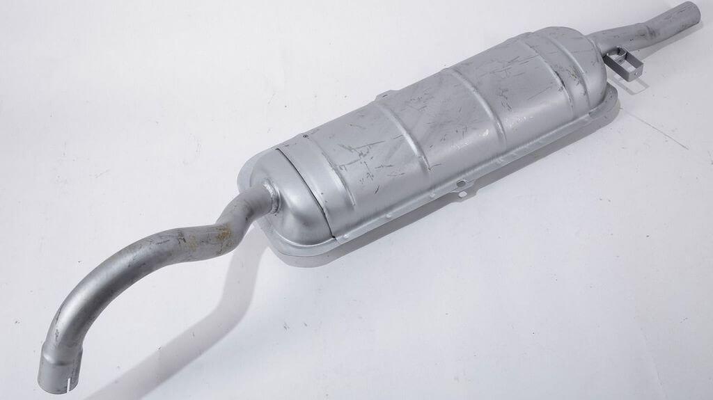 Глушитель для автомобиля