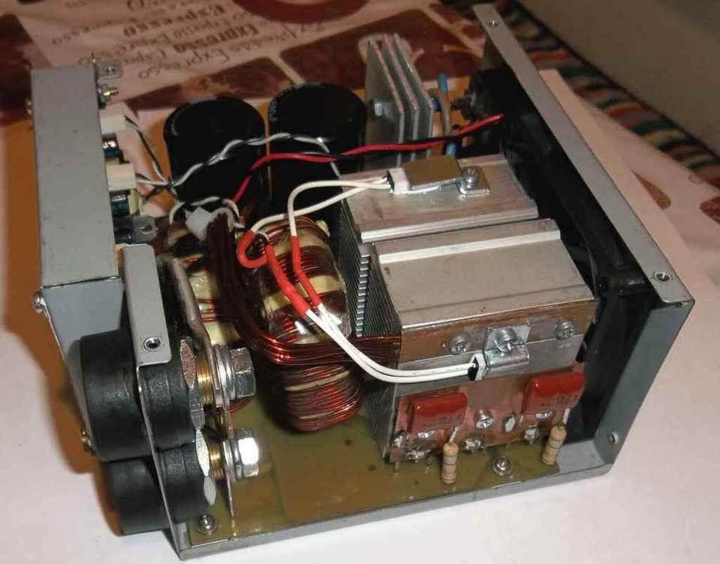 Инвертор для аппарата точечной сварки