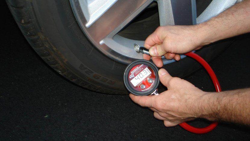 Какое давление в шинах на Калине - нормативное значение давления