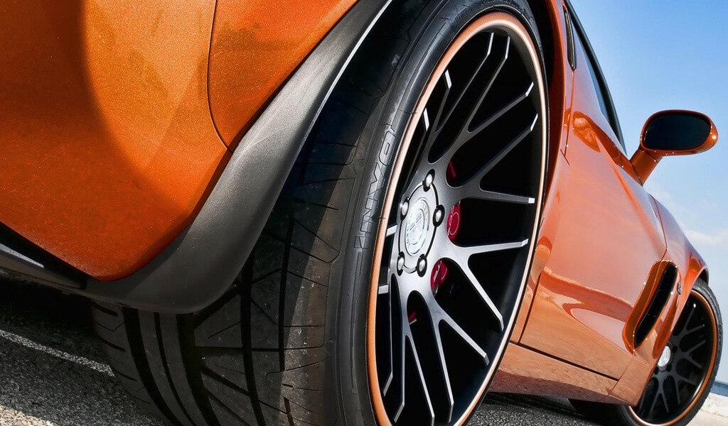 Особенности низкопрофильных шин