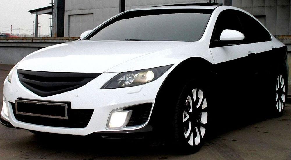 Тюнинг Mazda: привлекательное решение