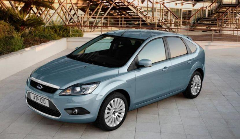 Таблица давления в шинах автомобилей Ford
