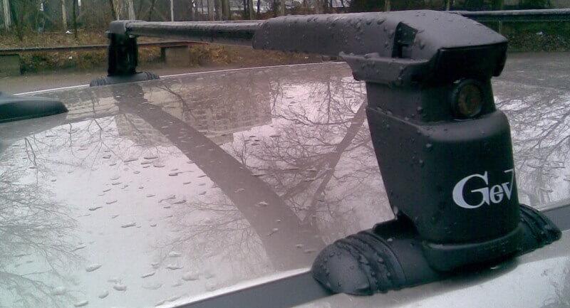 Багажник на крышу автомобиля от фирмы Gev