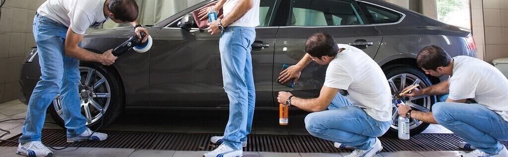 Восстановление кузова машины