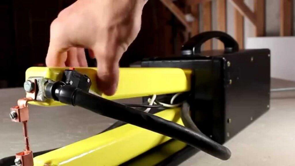 Аппарат для точечной сварки в домашних условиях