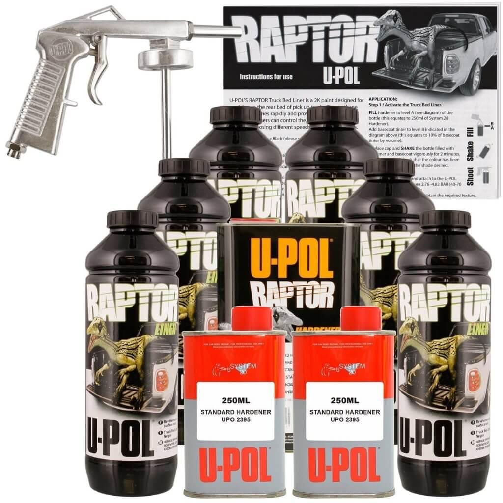 Raptor Paint Kit