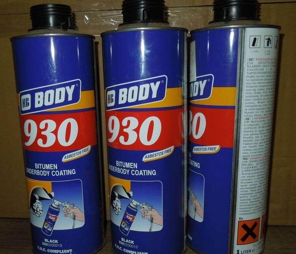 Аникор HB-BODY 930