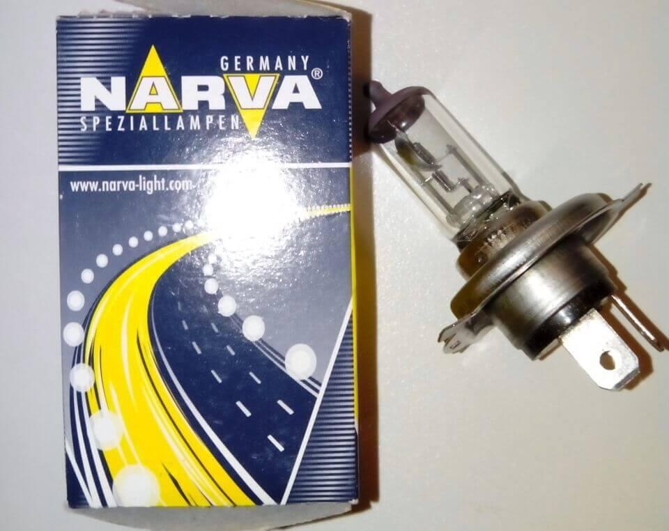 Лампочка Н4