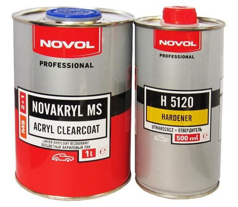 Продукция концерна Novol