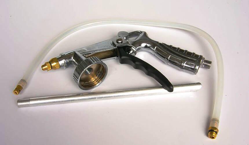 Пистолет для нанесения антикорра
