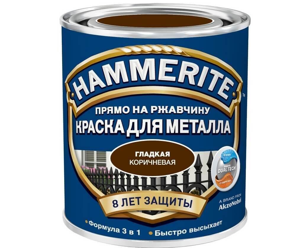 Hammerite краска по ржавчине