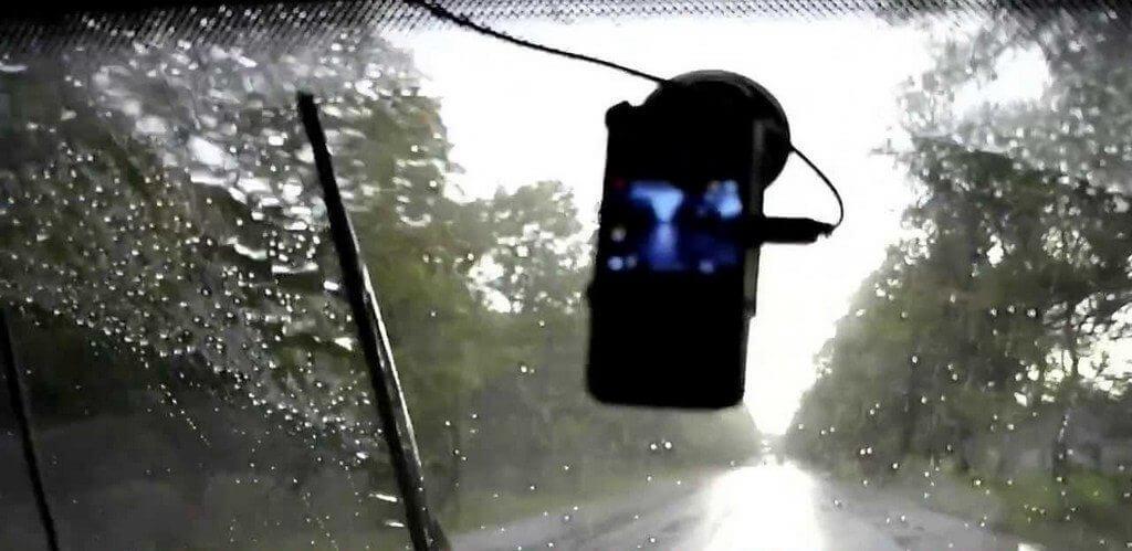 Антидождь для стекла автомобиля