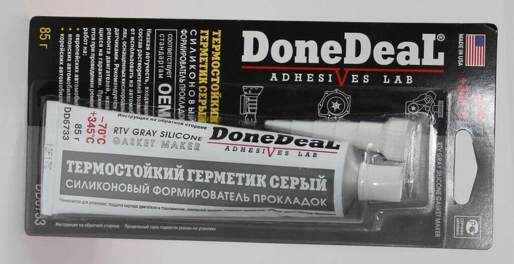 DoneDeal герметик серый