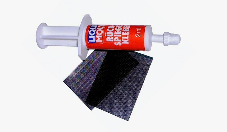 Клей Liqui Moly Ruckspiegel-Klebe-Set