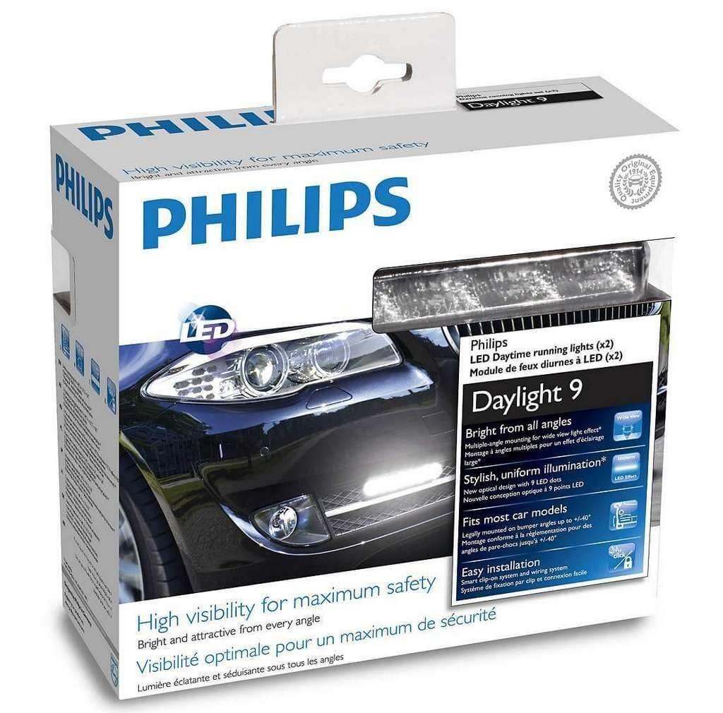 ДХО Philips LED DayLight 9