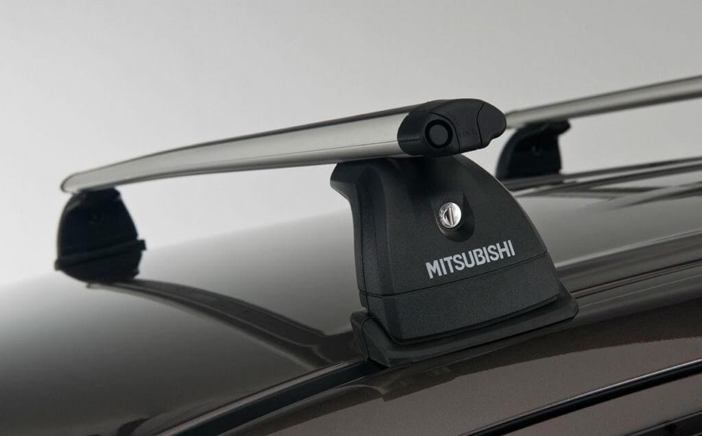 Рейлинги на крышу автомобиля Митсубиси