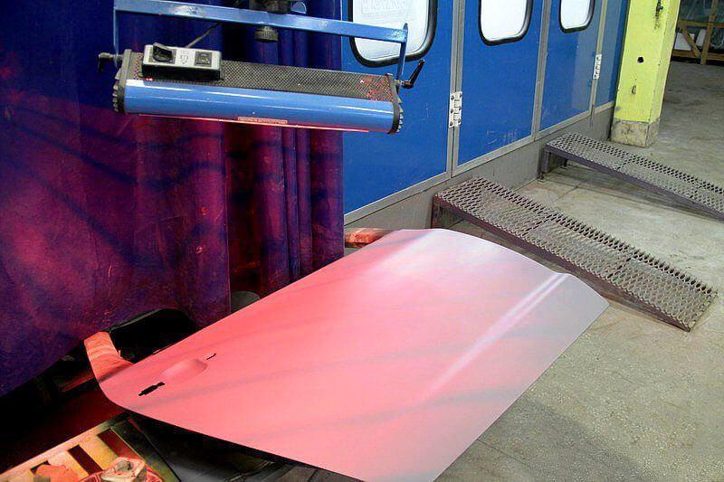 Сколько стоит покрасить часть автомобиля