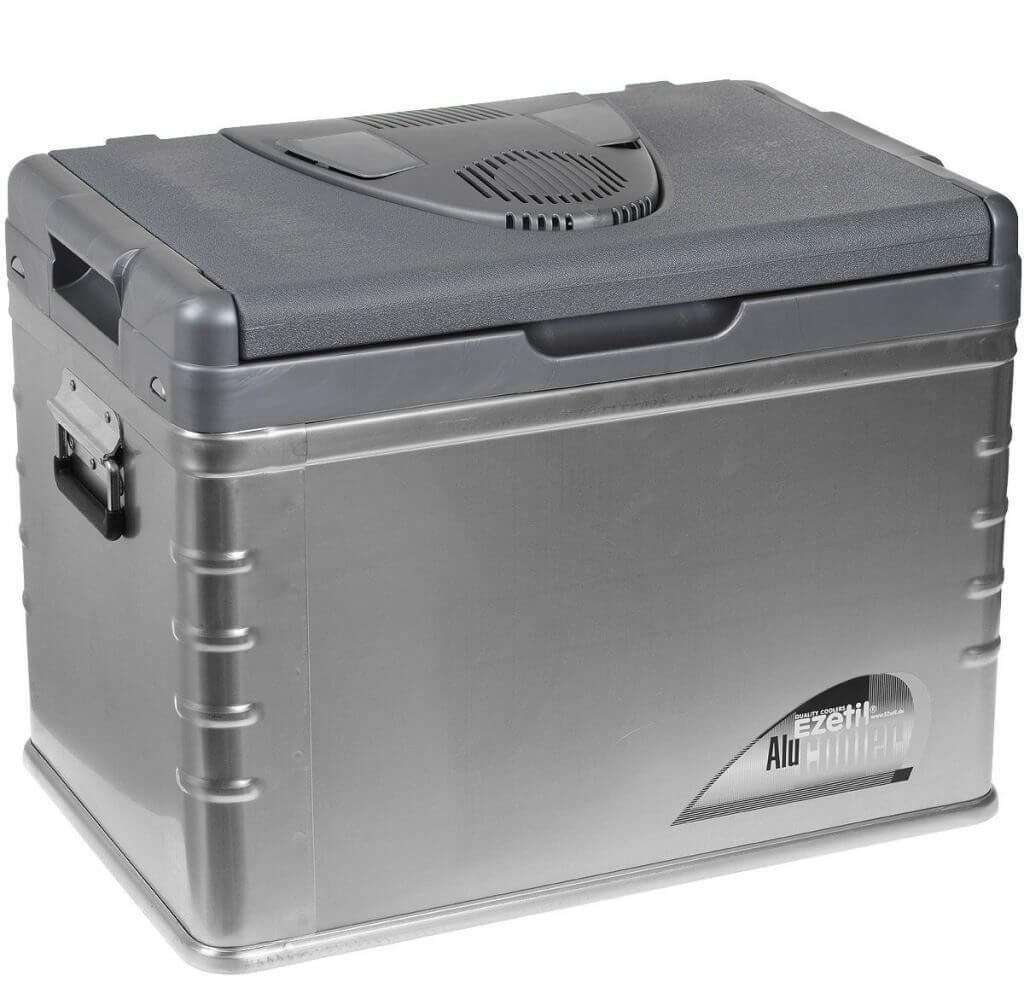 Термоэлектрический контейнер охлаждения Ezetil E45 ALU