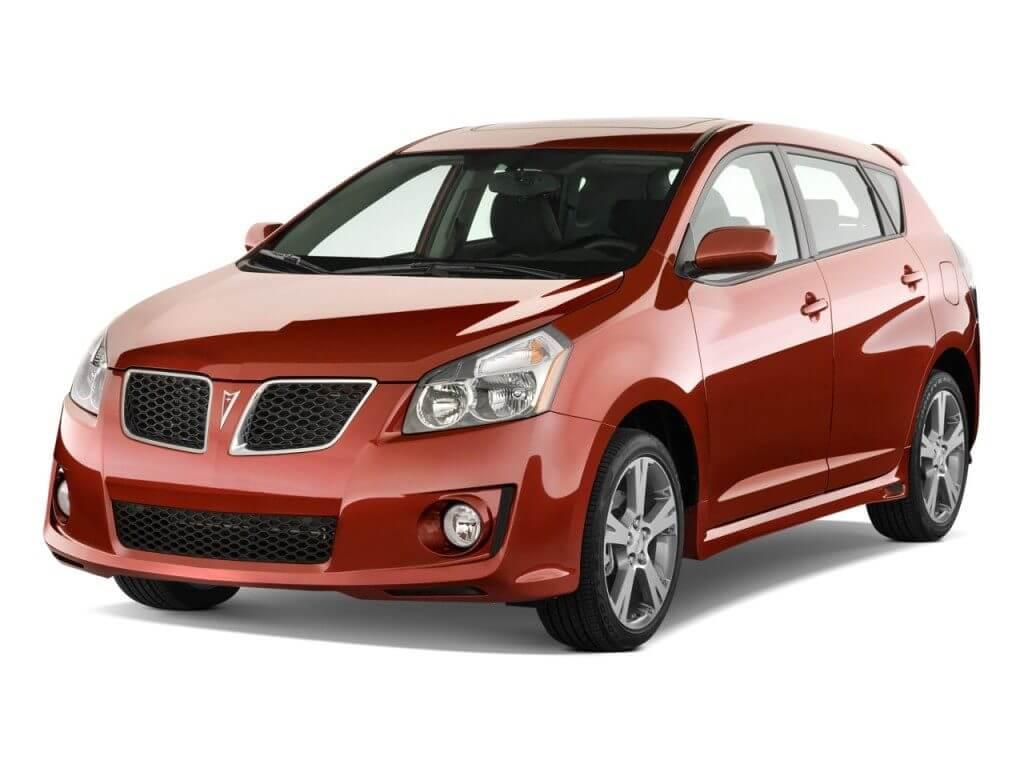 Pontiac Vibe 2010 года выпуска
