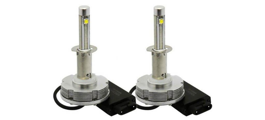 Светодиодные лампы дальнего света