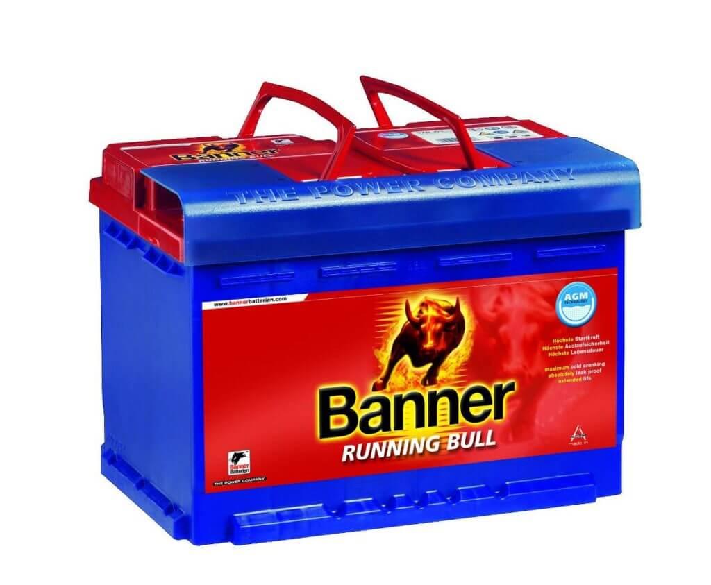 Автомобильный аккумулятор Banner Running Bull 70Ач