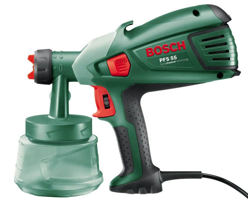 Краскораспылитель Bosch PFS