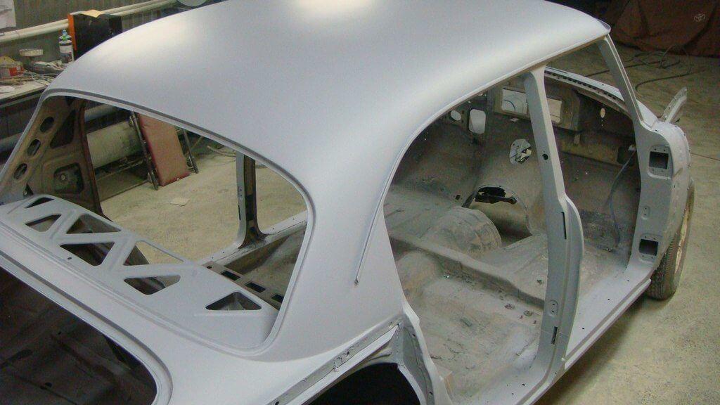 Пескоструйная обработка металла авто