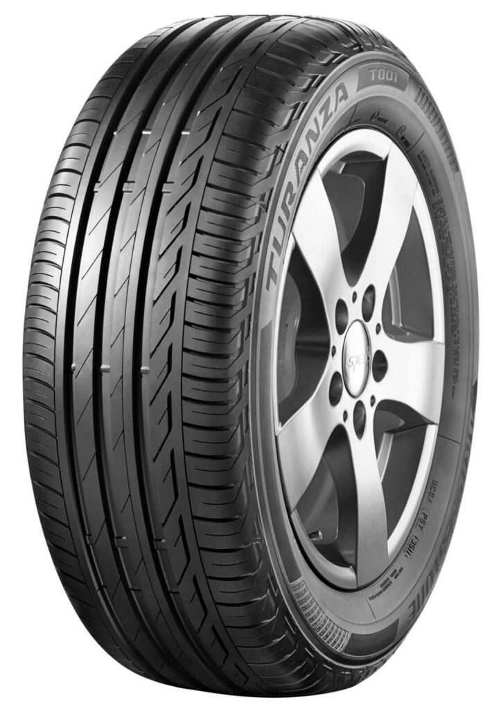 Летняя шина Bridgestone Turanza T001