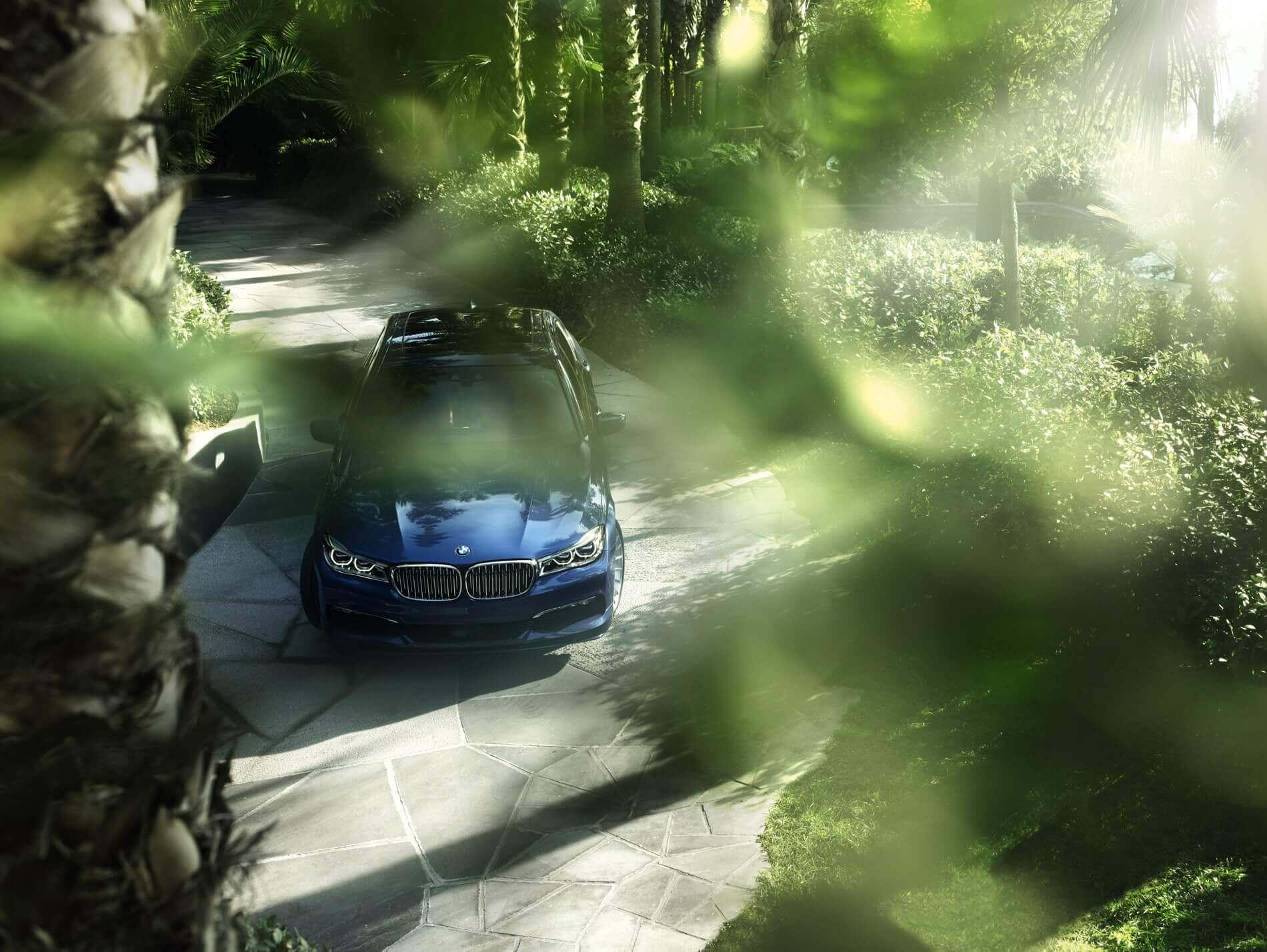 BMW Alpina B7-014