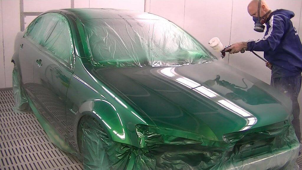 Покраска автомобиля своими руками на ютубе фото 803