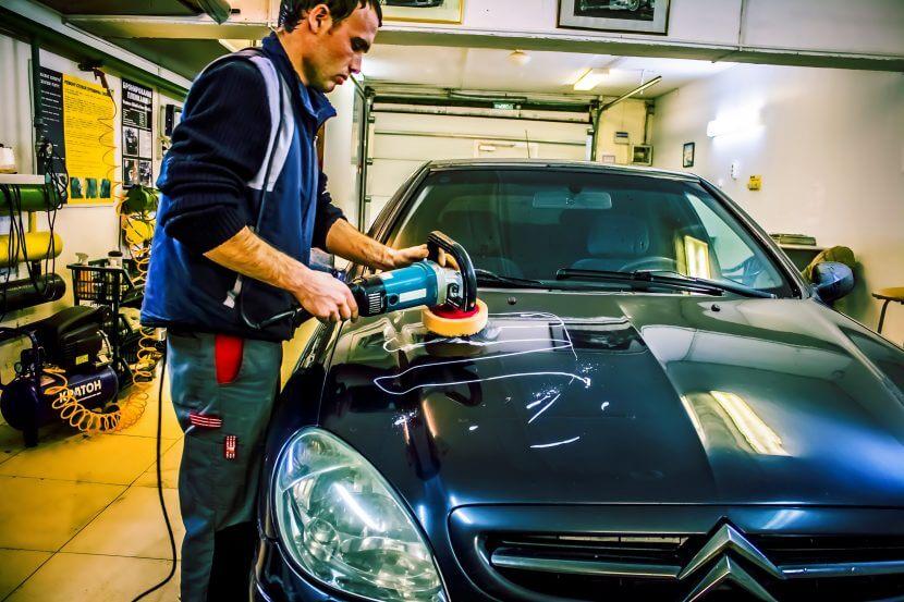 Полировка авто: описание, виды, материалы и оборудование